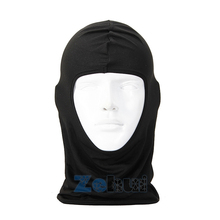2016 Outdoor Protection Full Face Lycra Balaclava Headwear Ski Neck Cycling Motorcycle Mask