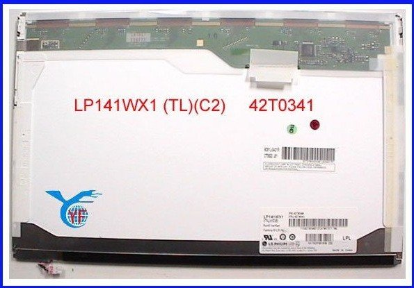 """14.1"""" laptop LCD Screen LP141WX1 (TL)(C2) 42T0341 for IBM T400 LCD to wholesale&retail(China (Mainland))"""