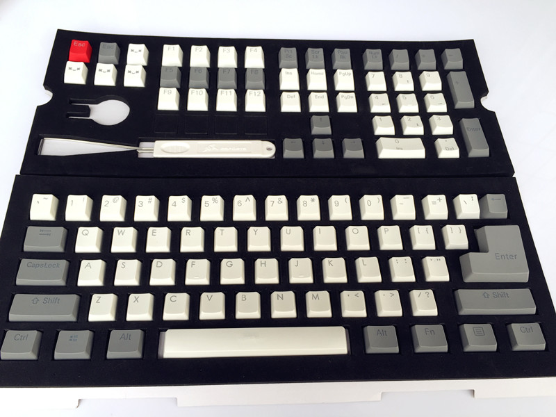 108 SteelSeries 6Gv2/7G layout Thick PBT Keycap Double shot Backlit For OEM Cherry MX Switches Mechanical Gaming Keyboard(China (Mainland))