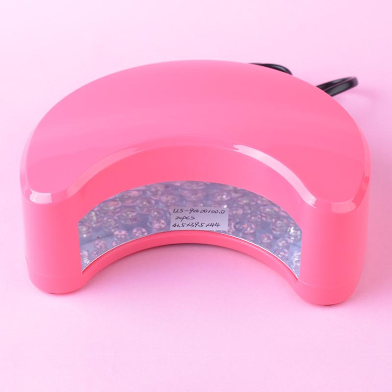 nail tools 9w nails art uv heat lamp led light Dryer machine hands/toenails baking MJ0066
