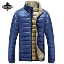 Casual Ultralight Mens Duck Down Jackets Autumn & Winter Jacket Men Lightweight Duck Down Jacket Men Overcoats(China (Mainland))