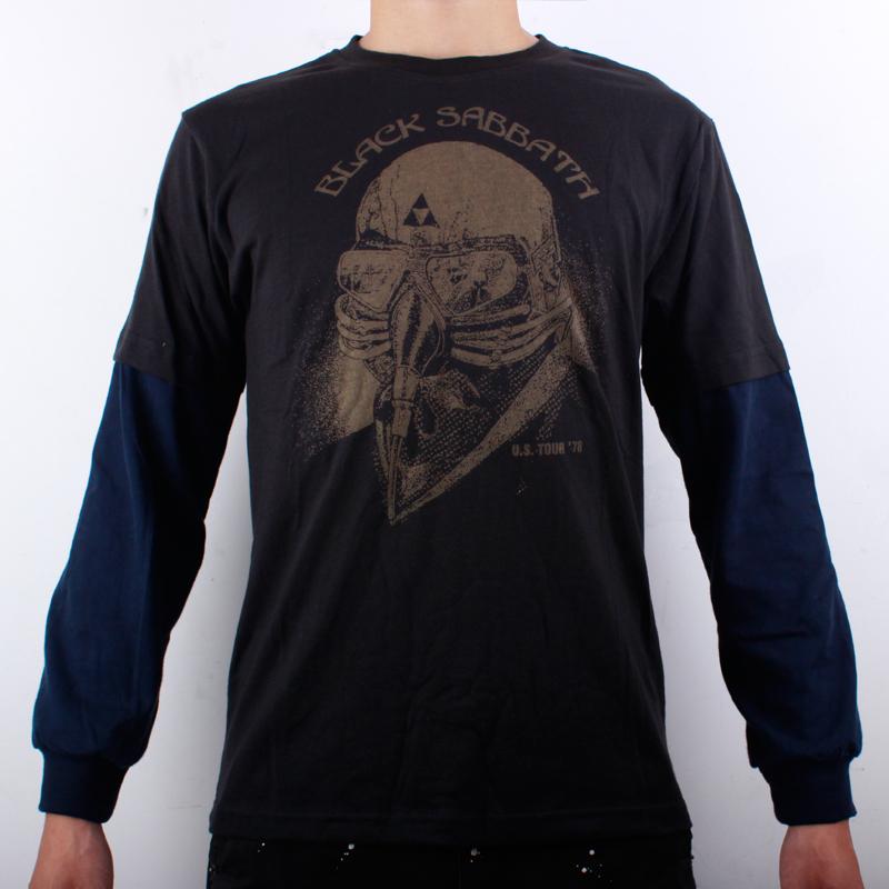 Black Sabbath Shirt Avengers T-shirt Black Sabbath