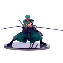 Japanese Anime Cartoon Models One Piece Sauron Two Years Later Christmas Gift Action Figures Pvc Toys Doll Collection Model Gift