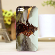 pz0021-1 Heroes of the Storm Design cellphone transparent cover cases for iphone 4 5 5c 5s 6 6plus Hard Shell