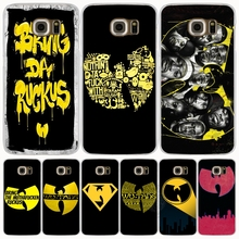 Buy Wu Tang Clan Hip Hop Rap Band cell phone case cover Samsung Galaxy S7 edge PLUS S8 S6 S5 S4 S3 MINI for $1.78 in AliExpress store