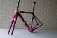 Buy OEM products TOP SELLING customized paint carbon road frame Chinese cheap bike frame, carbon road bike,chinese bicycle frames for $599.00 in AliExpress store