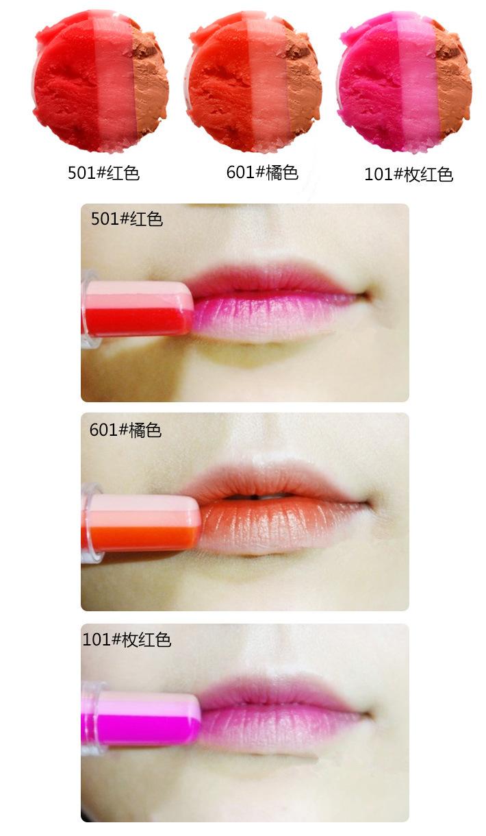 Wholesale Artifact Yin Huien Makeup Korea Vdl Gradient Trichromatic Lipstick Undefined