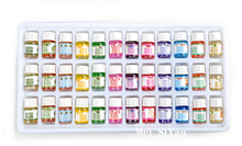 36pcs Natural Spa Essential Oils for Aromatherapy with 12 kinds of Perfume Fragrance 3ml bottle Free