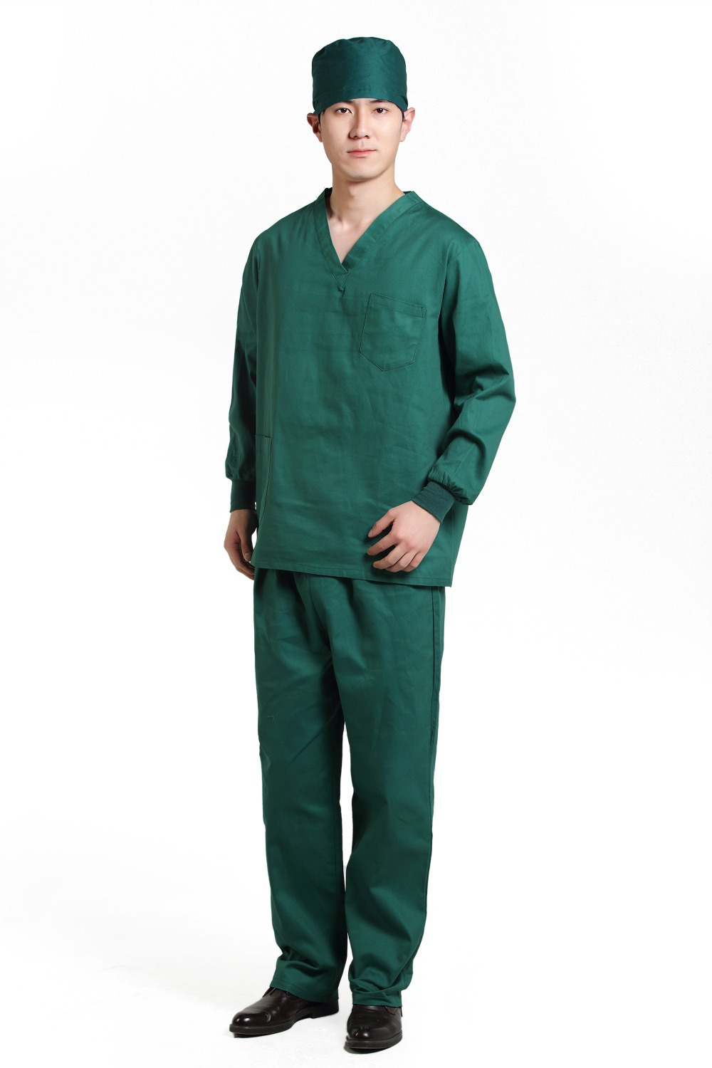 2015 OEM surgical clothing surgical gowns hospital uniform scrub sets(China (Mainland))