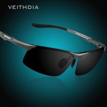 De alumínio E Magnésio Polarizada Óculos De Sol Dos Homens Sports óculos de Sol óculos Noite Condução Espelho Masculinos Acessórios Óculos Goggle Oculos 6502