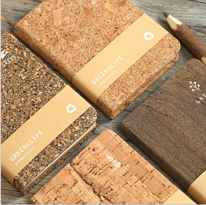 Natural Living 64K hardcover stationgery Diary Books vintage style Notebook Paper Notepad 4 design school supplies scrapbooking <br><br>Aliexpress