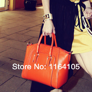 Free shiping 2016 New Fashion Hot Sale casual leopard print bags one shoulder handbag women's handbag leather messenger bag(China (Mainland))