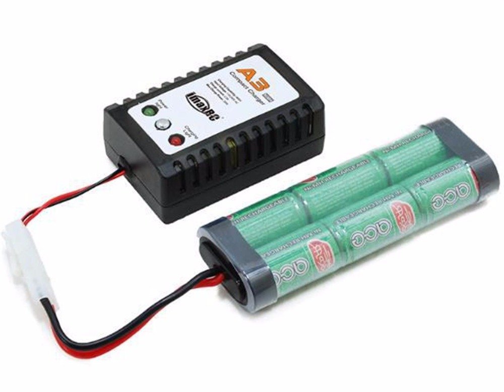 IMAX RC A3 Remote Control Car NiMH Compact Charger Battery Charger Free shipping I-MAX(China (Mainland))