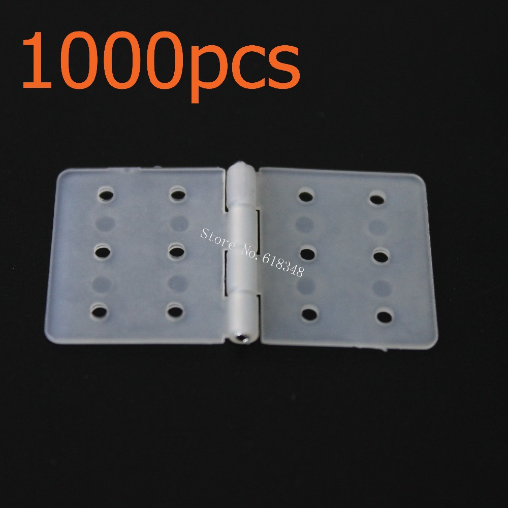 Wholesale 1000pcs/Lot Nylon Pinned Hinge 20x36 RC Airplanes Parts Electric Model Plane Aeromodelling Flymodel FM12-202<br><br>Aliexpress