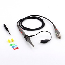 1 pcs P6100 DC-100MHz Oscilloscope Scope Clip Probe 100MHz For Tektronix for HP New Free Shipping