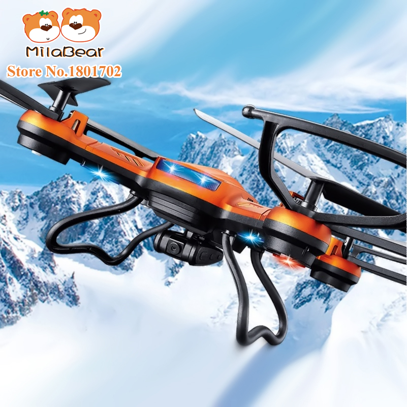 2.4G Professional Mini Quadcopter Drone with Camera HD RC Helicopter PRO Quad Copter Seekers Flying Toys Best Drone for Beginner(China (Mainland))