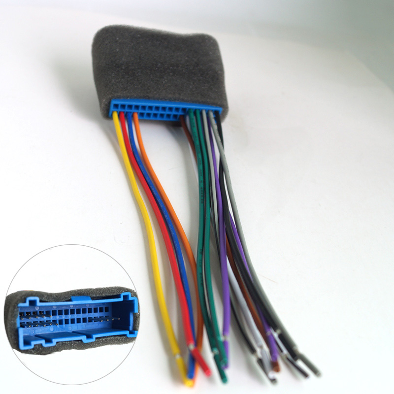 popular cadillac wiring harness buy cheap cadillac wiring harness car radio audio stereo wiring harness adapter plug for buick cadillac pontiac oldsmobile