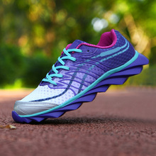 New Fashion Men Women Spring Summer Blade Casual Shoes Outdoor Sport Portable Breathable Anti-skid Mesh Shoes size 36-44