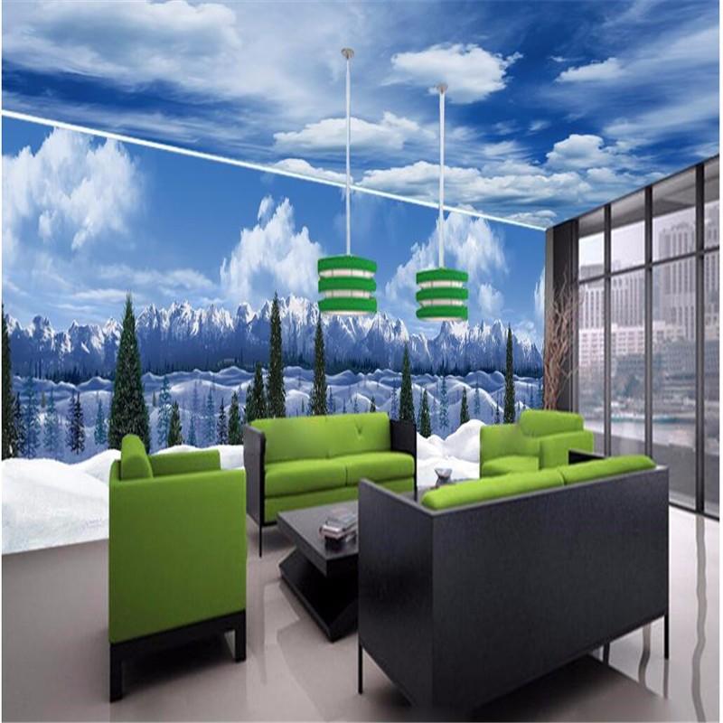 Custom-Room-Wallpaper-Arctic-Glacier-Wolves-Background-Modern-Europe-Art-Mural-for-Living-Room-Large-Painting (1)