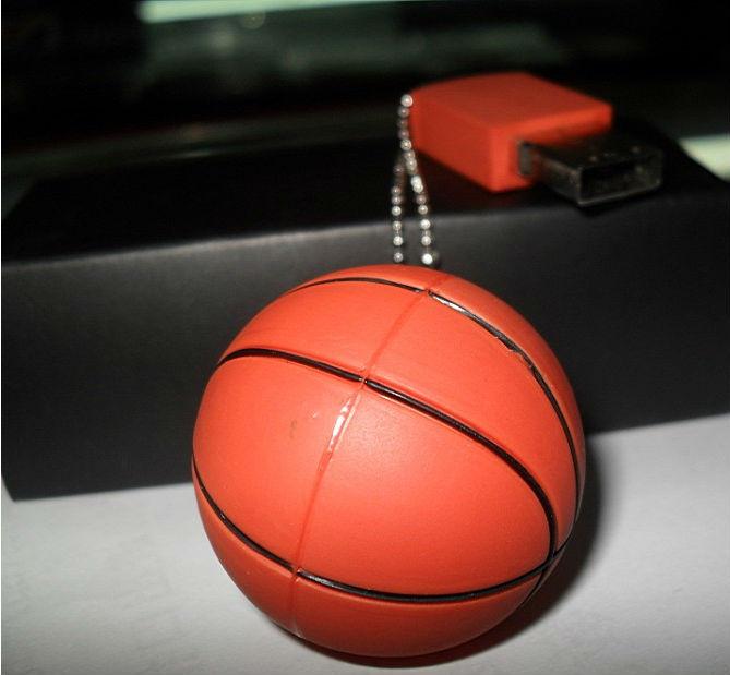 Rugby Basketball sports equipment U Disk 4GB 8GB 16GB 32GB USB Flash Drive Memory Stick Pendrive/creative/key Gfit S309(China (Mainland))
