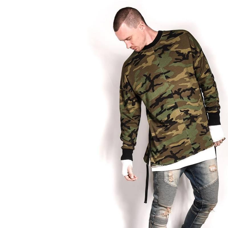 Camo Fashion Trends