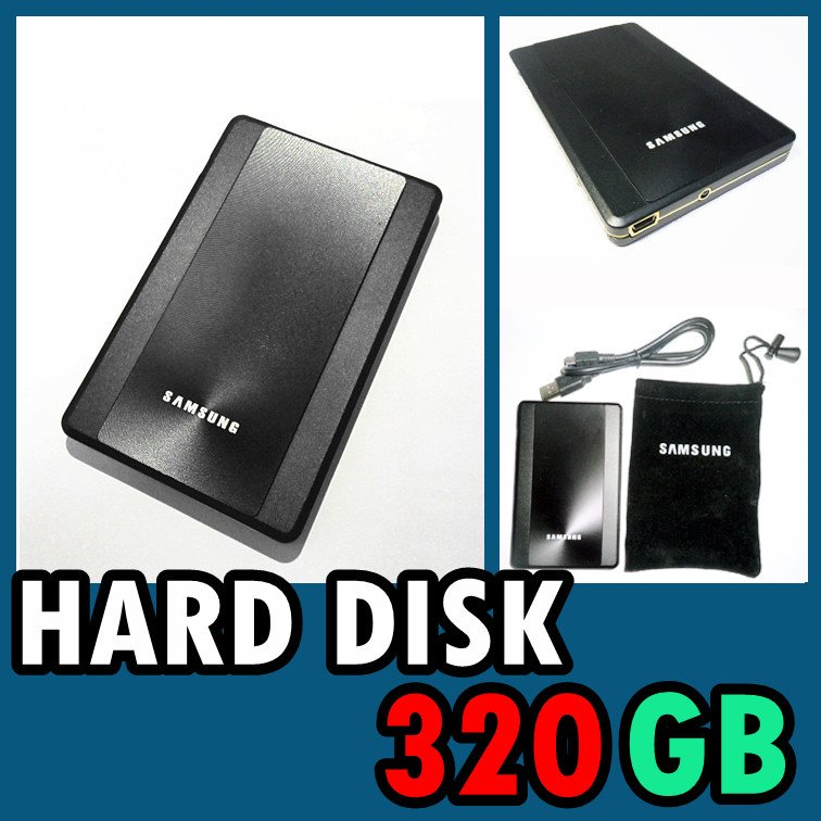 +Free Shipping+ 320GB 2.5 Inch Thin Portable Hard Disk Drive,Hard, Mobile HDDPortable Hard Disk