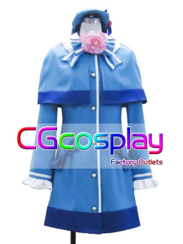 Free Shipping Cosplay Costume Tantei Opera Milky Holmes Koderia Gurauka New in Stock Retail / Wholesale Halloween ChristmasОдежда и ак�е��уары<br><br><br>Aliexpress
