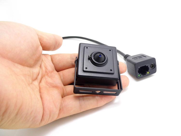 миниатюрная ip камера