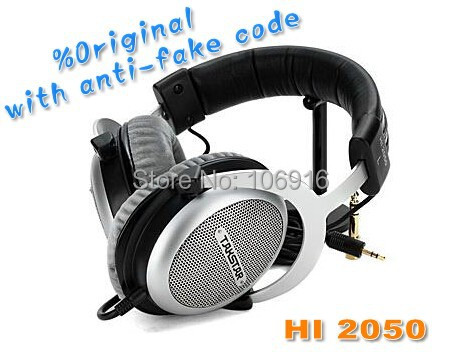 Brand New %Takstar HI2050 Hi-Fi Stereo Headphones Open Dynamic Audio Headset & Earphone Without(remove) Original Packaging(China (Mainland))