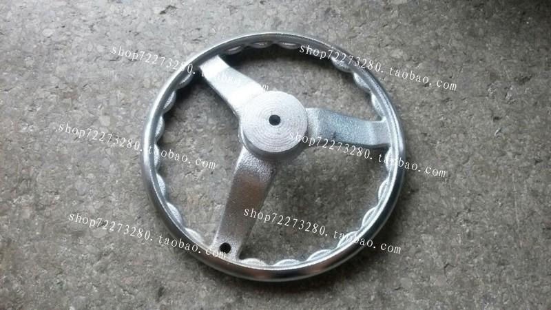 Купить Машина фрезерный станок сбрасываемый чугуна задняя бабка маховик HB14inch 350 мм