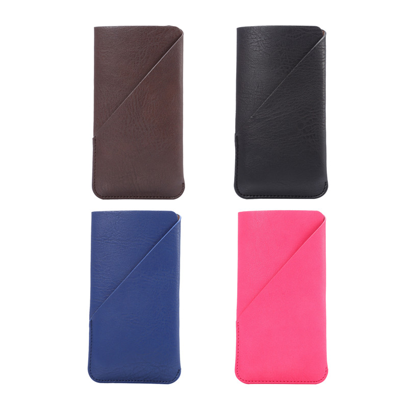 New Fashion Credit Card Holder Bag Leather Phone Case for Zopo Flash E 720+ Cases Cover Cell Phone Accessories 4 Colors