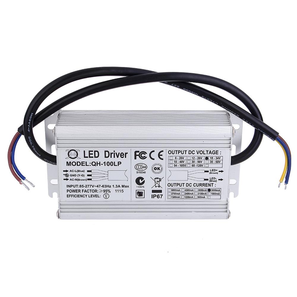dc18v ip67 waterproof led power supply ac 85v 277v input. Black Bedroom Furniture Sets. Home Design Ideas