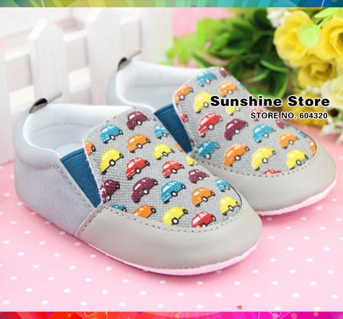 Gray sapato de bebe infant baby shoes store shoes cloths girl fabric sandalias menina;boy's prewalker #2B2052 3 pair/lot(gray)(China (Mainland))