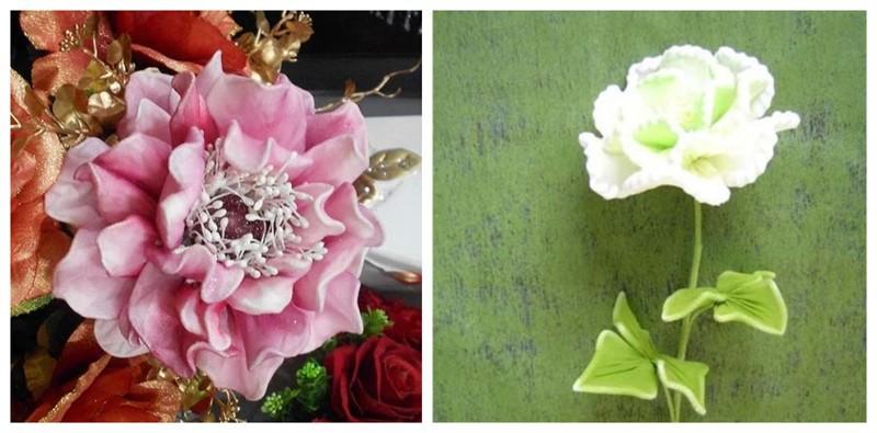 Сетка крон 24pcs/Лот 12-цвет смешанные один цвет окрашенных Упругие нейлон чулки ronde цветок цветы diy материал