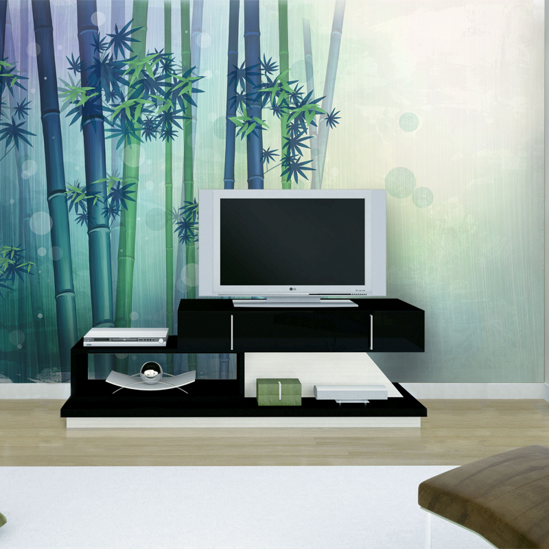 Modern Design Pvc Bamboo Wallpaper Designs For Home Decor