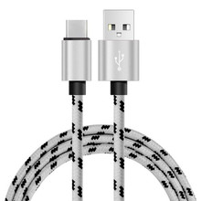 Buy 1M 2A USB-C USB 3.1 Type C Data&Sync faster Charger Cable Oneplus 3T/Google Pixel XL/ZTE Zmax Pro Z981 SZ0213 for $1.50 in AliExpress store