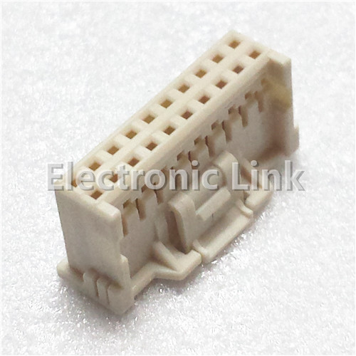 * Genuine 5016462000 female end line for double lock plate inside the receptacle 20 compact 2.0mm pitch<br><br>Aliexpress