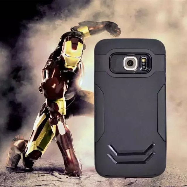 2015 NEW Tough Slim Blade Armor Cover Hard Case Samsung Galaxy S6 G9200 Mobile Phone Bag Protection Back Cases - Milky Way Technology Co., Ltd. store