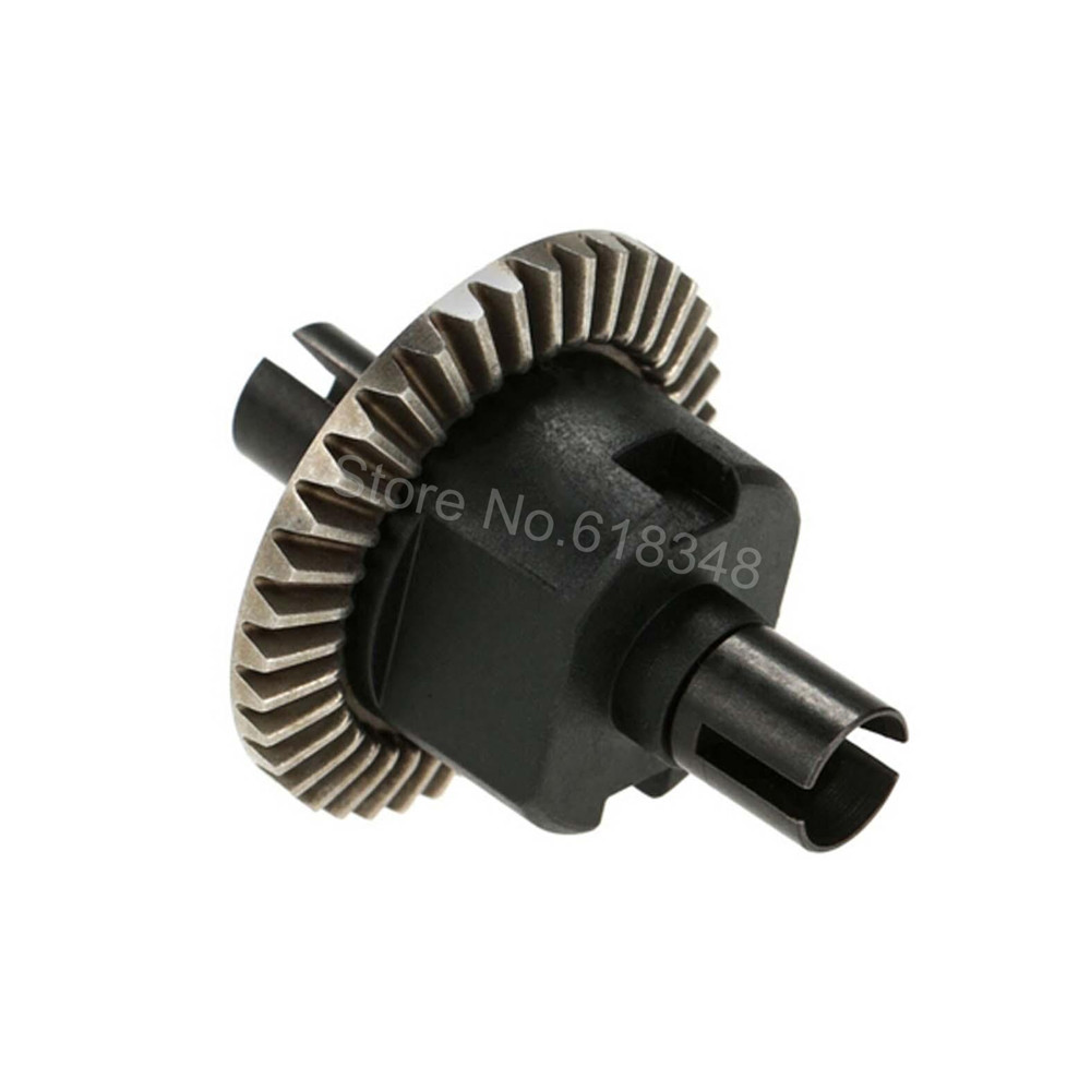 HSP 02024 Differential Diff Gear Complete For 1/10 RC Model Car Spare Parts Fit Buggy Monster(China (Mainland))