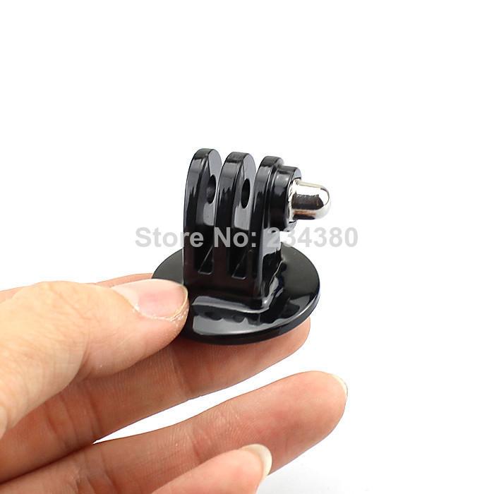 Здесь можно купить   GoPro Monopod  Tripod Mount Adapter Mini Tripod  for HD Hero Hero 2 3 3+ Camera Replaces GTRA30 Black  Бытовая электроника