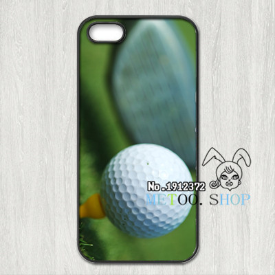 Golf Ball fashion original cell phone case cover for iphone 4 4S 5 5S 5C 6 6 plus 6s 6s plus &op2539(China (Mainland))