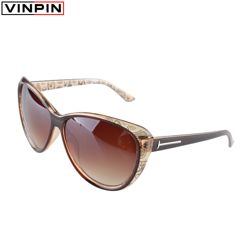 2015 Hot Selling Vintage Women Sunglasses Top Brand Design Ladies Glasses Good Quality Lower Price Femininos Sun Glasses 5032(China (Mainland))