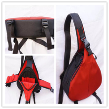 Buy DSLR SLR Sling Camera Case Triangle Shoulder Bag Sony Nikon D600 D700 D800 D90 D300S Canon 5D3 5D2 7D 60D 600D + 70-200 Lens for $19.50 in AliExpress store