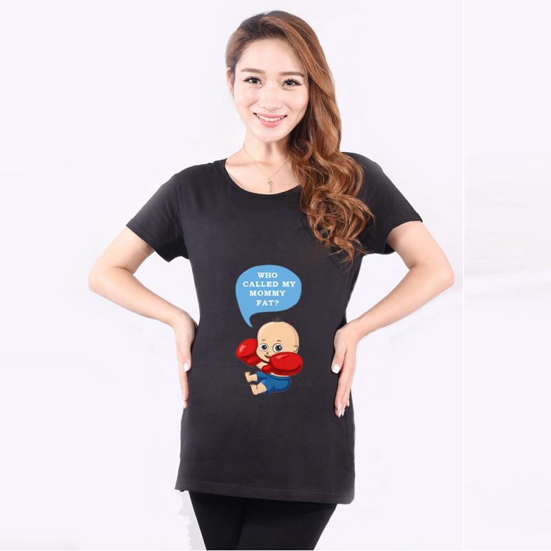 Camisas Divertidas De Embarazo Para Las Mujeres - Compra ...