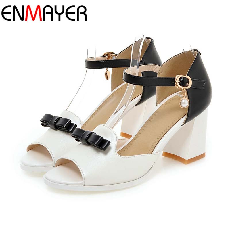 Sexy Lady High Heels Ankle Strap Pumps Shallow Spring Shoes Open Toe Pu Leather Women Party Pumps Size 34-39Office Sandals Women<br><br>Aliexpress