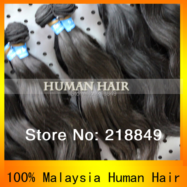 "4pcs/lot malaysian virgin hair braiding hair piece,mix lengths 12""-28"" body wave  braids"