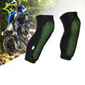 Rockbros Knee Protector Bicycle Knee Pads Outdoor Sports Black Cycling Knee Caps Mountain Bike Protection Calf