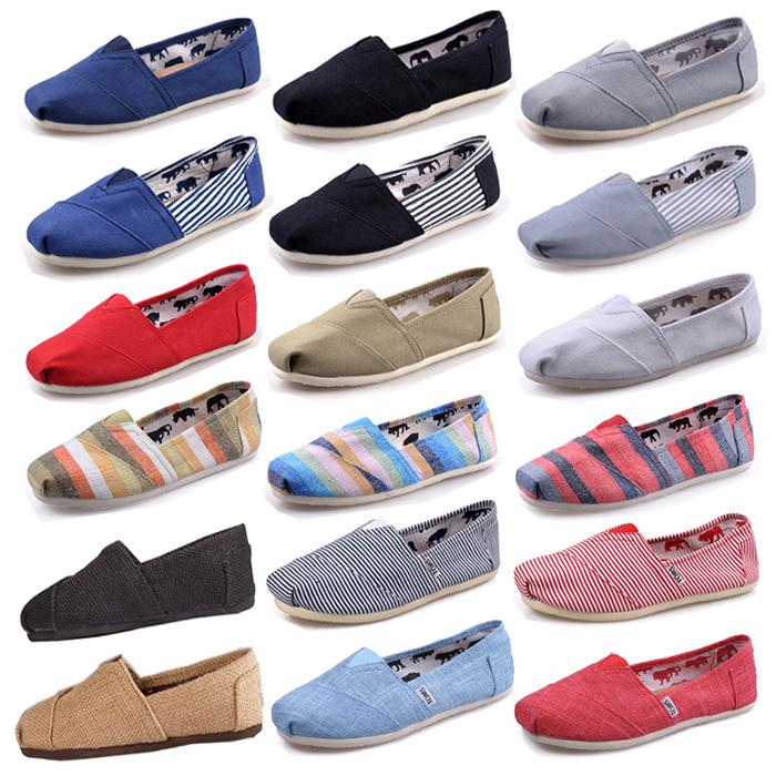 2016 sale unisex size 4 14 shoes canvas flats