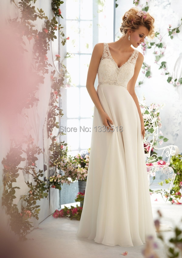 White Aline Wedding Dresses amp Gowns  Davids Bridal