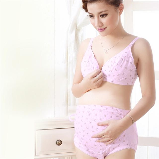 Грудное вскармливание беременным для кормления грудью бюстгальтер для кормящих мам ...